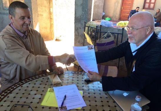donation til Tidoukla