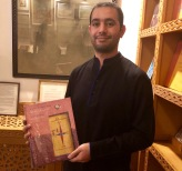 The book about Ait Abdi is sold at the Berber Museum inside Jardin Maojorelle in Marrakech.
